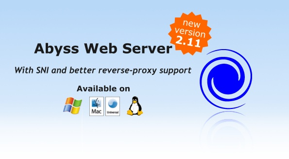 Click to read more about Abyss Web Server...